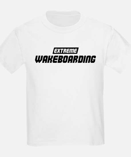 Extreme Wakeboarding T-Shirt