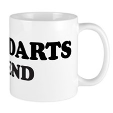 LAWN DARTS Legend Mug