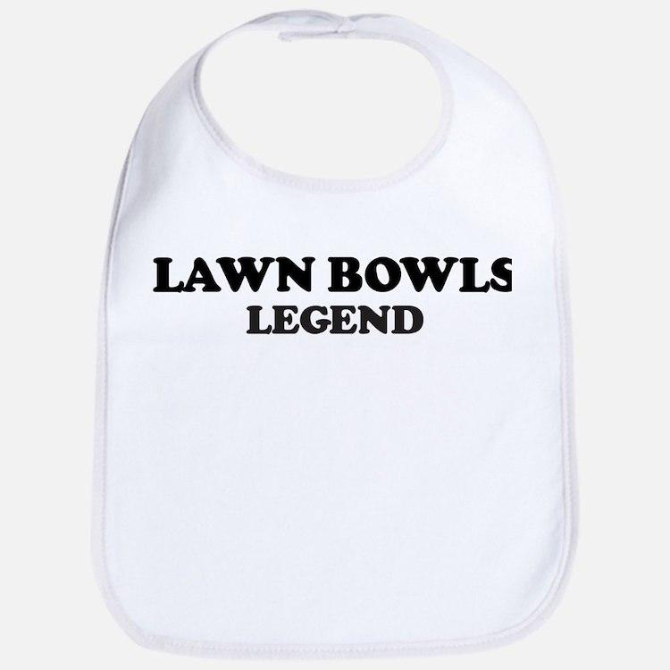 LAWN BOWLS Legend Bib