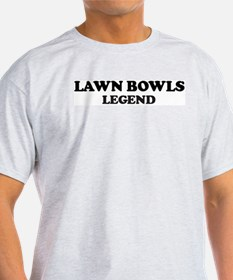 LAWN BOWLS Legend T-Shirt