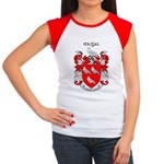 McGill Women's Cap Sleeve T-Shirt