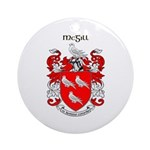 McGill Ornament (Round)
