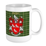 McGill Large Mug (with tartan)