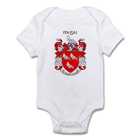 McGill Infant Bodysuit