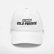 Extreme Gold Panning Baseball Baseball Cap