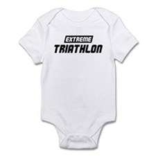 Extreme Triathlon Infant Bodysuit