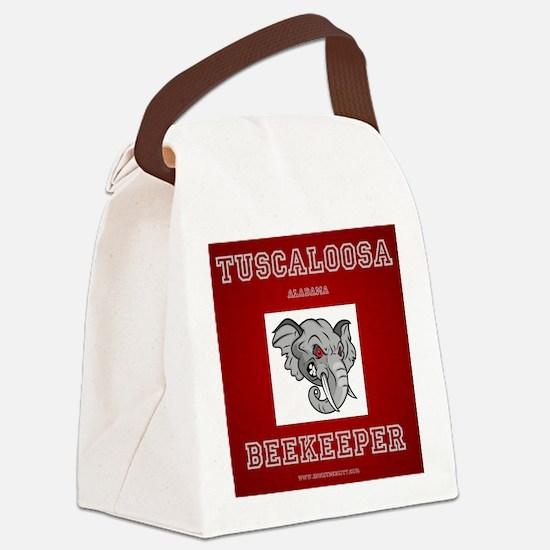 Tuscaloosa Beekeeper Canvas Lunch Bag