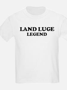 LAND LUGE Legend T-Shirt