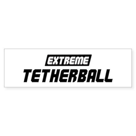 Extreme Tetherball Bumper Sticker