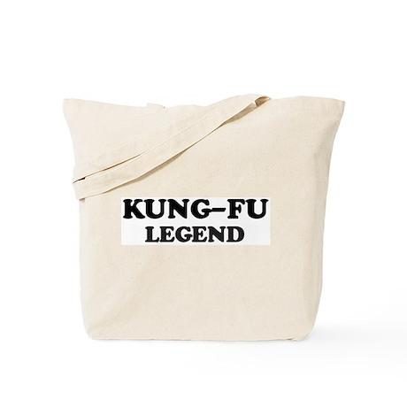 KUNG-FU Legend Tote Bag