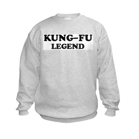 KUNG-FU Legend Kids Sweatshirt