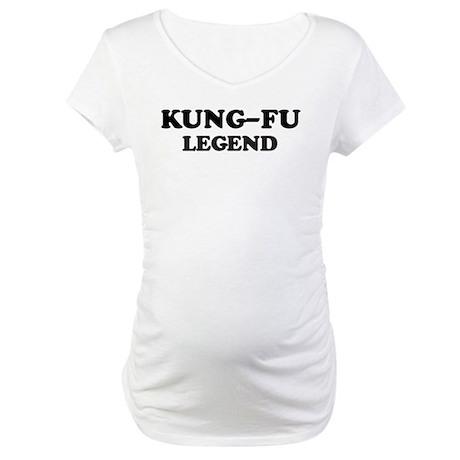 KUNG-FU Legend Maternity T-Shirt