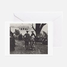 White House Lawn Greeting Cards (Pk of 10)