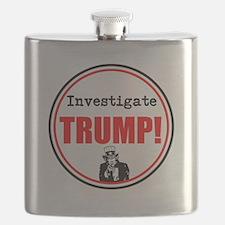 Investigate Trump, no Trump Flask