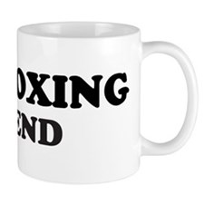 KICKBOXING Legend Mug