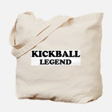 KICKBALL Legend Tote Bag