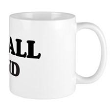 KICKBALL Legend Mug