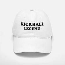 KICKBALL Legend Baseball Baseball Cap