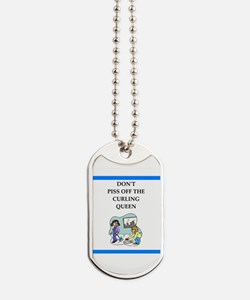 curing Dog Tags