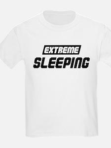 Extreme Sleeping T-Shirt
