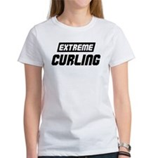 Extreme Curling Tee