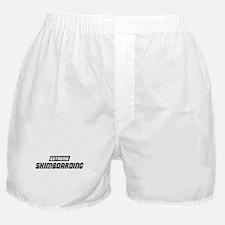 Extreme Skimboarding Boxer Shorts