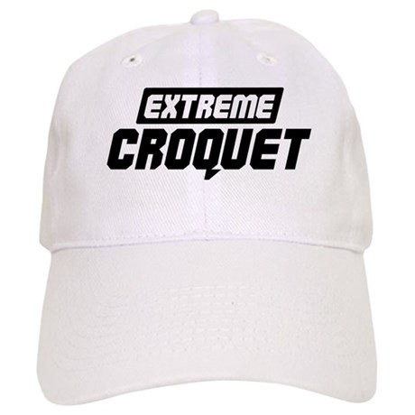 Extreme Croquet Cap