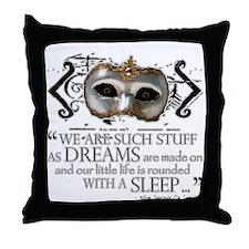 The Tempest Throw Pillow
