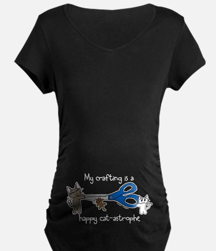 My crafting is...catastrophe T-Shirt