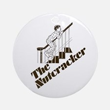 The Real Nutcracker Ornament (Round)