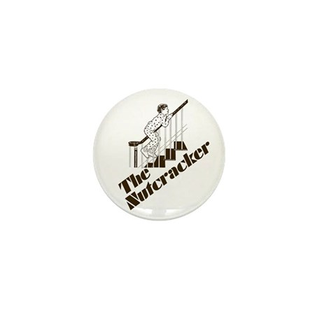 The Real Nutcracker Mini Button (100 pack)