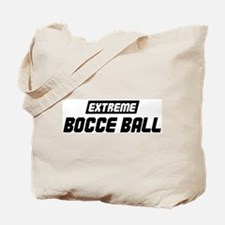 Extreme Bocce Ball Tote Bag