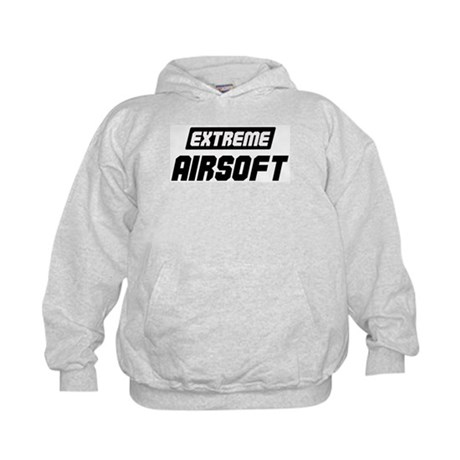 Extreme Airsoft Kids Hoodie