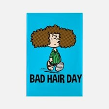 Peppermint Patty Bad Hair Day Magnets