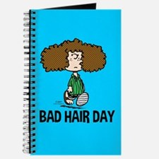 Peppermint Patty Bad Hair Day Journal