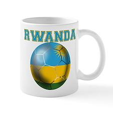 Rwanda Football Mug