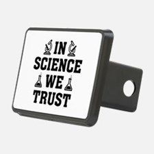 In Science We Trust Hitch Cover