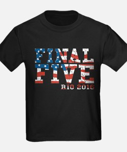 Final Five Rio 2016 T-Shirt