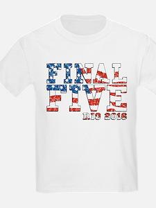 Final Five Rio 2016 T-Shirt