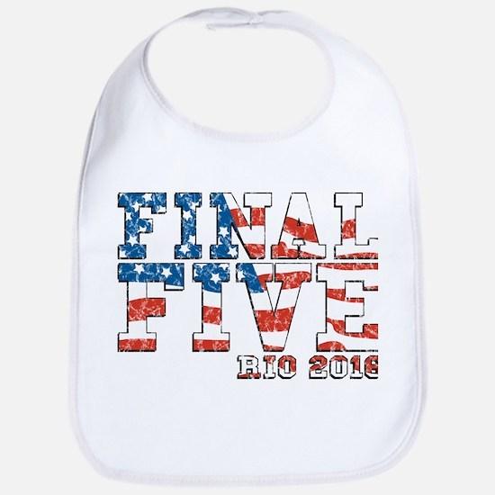 Final Five Rio 2016 Bib