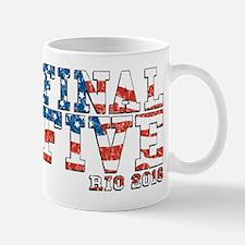 Final Five Rio 2016 Mugs