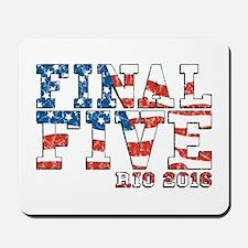 Final Five Rio 2016 Mousepad
