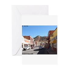 Bisbee 2 Greeting Card