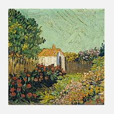 Van Goghs Landscape Tile Coaster