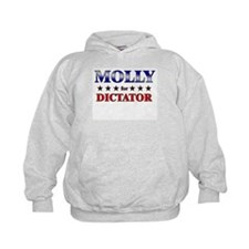 MOLLY for dictator Hoodie
