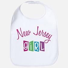 NEW JERSEY GIRL! Bib