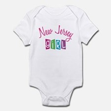 NEW JERSEY GIRL! Onesie