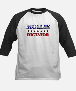MOLLIE for dictator Tee