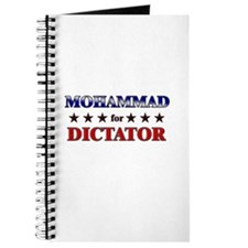 MOHAMMAD for dictator Journal