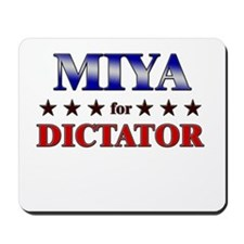 MIYA for dictator Mousepad